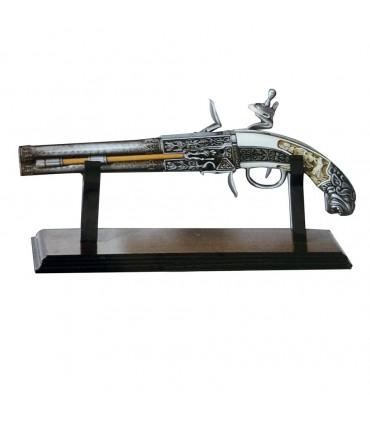 Exhibitor for gun long