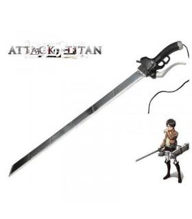 Sword manga Attack on the Titantes