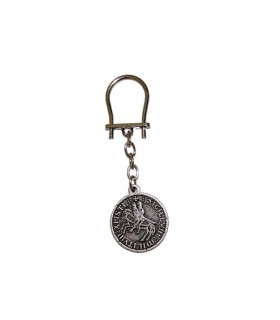 Keychain Seal of Knights Templar