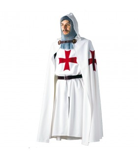 Layer Templar with cross embroidered