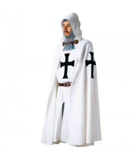 Layer Teutonic cross embroidered