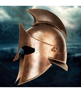 Helmet soldier Greek