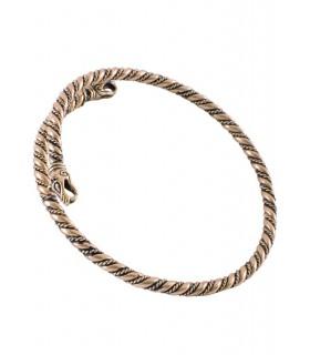 Bracelet viking wolves
