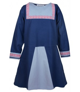 Tunic Viking Havar, blue