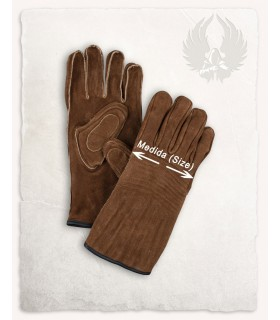 Gloves medieval Clemens