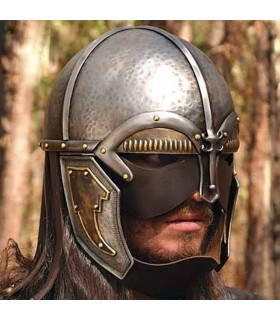 Helmet Barbarians with visor