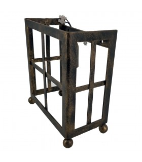 Apply plate forging box