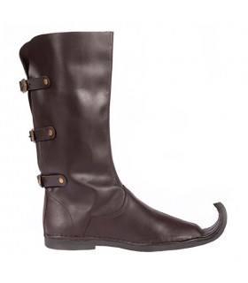 High boots tip, Poulaines