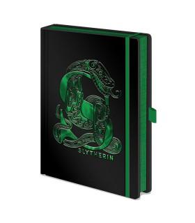 Notepad Slytherin, Harry Potter