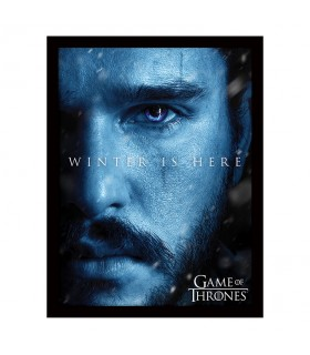 Stamped Jon Snow, Game of Thrones