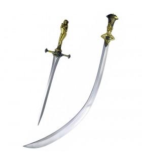 Sword and Dagger Women of Daario Naharis, Game of Thrones