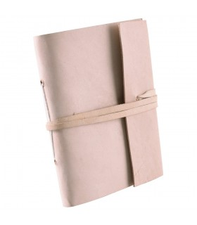Notepad medieval leather without dying
