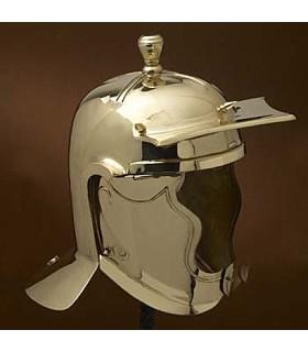 Helmet Cavalry Roman Buch, brass