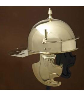 Roman helmet Drusenheim-Hageneau, brass
