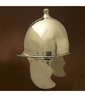 Helmet Republican Montefortino, brass