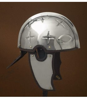 Roman helmet Intercisa, S. III