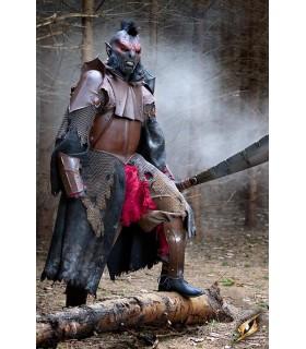 Metallic armor, full Orc, Deal