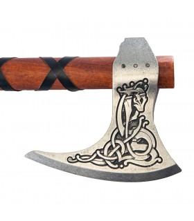 Axe viking Ragnar, Sweden-Denmark, S. IX