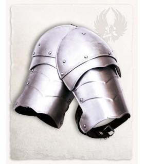 Shoulder pads medieval Markward