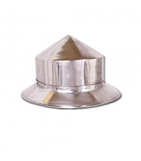 Medieval helmet Kettle, S. XIII