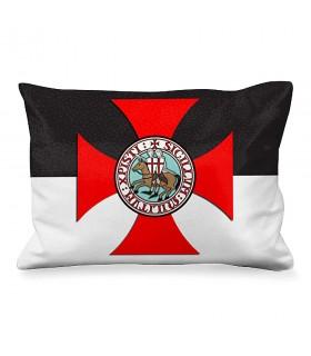 Cushion Rectangular Knights Templar