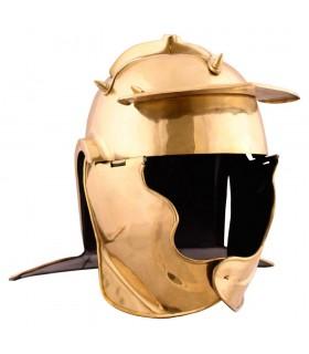 Helmet Infantry Auxiliary von Gravert, brass