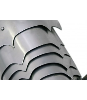 Shoulder pads metal plates, 1.6 mm