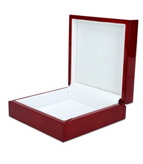 Masonic Symbols Jewelry Box (13.8x13.8 cm)