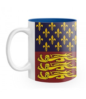 Ceramic mug Shield Medieval England, s. XIV-XV