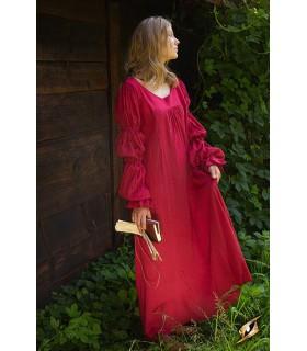 Inner tunic Lucrezia, dark red