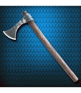Axe medieval Francisca, rustic