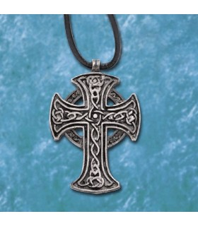 Pendant Cross Celtic High Middle Ages