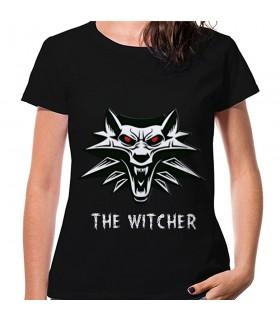 T-shirt The Witcher Women, short sleeve