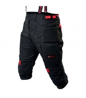Pants for Fencing HEMA Red Dragon