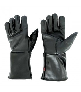 Gloves leather practice HEMA Red Dragon
