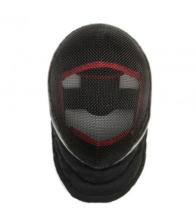 Face shield for competition fencing HEMA 1600N