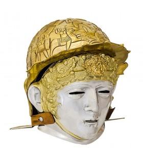 Helmet Cavalry Roman Ribchester