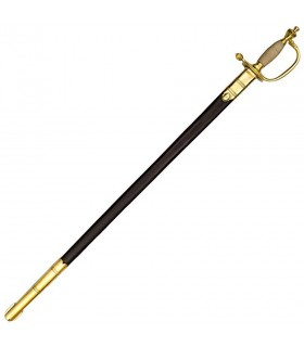 Saber of officer of British infantry 1796