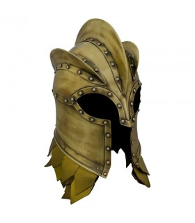 Helmet Guard of the King of the seven kingdoms of Game of Thrones