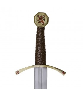 Sword Robert I of Scotland with sheath