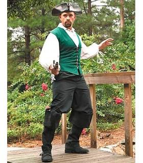 Pants pirates long aglodón