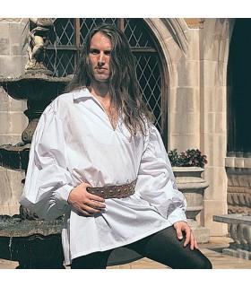 Shirt Renaissance wide sleeves