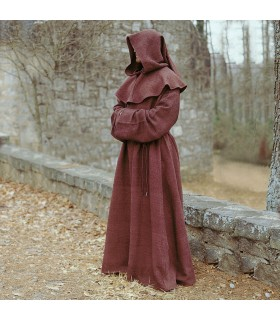 A tunic and Hood of a Monk Medieval