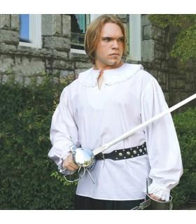 White shirt of Musketeer