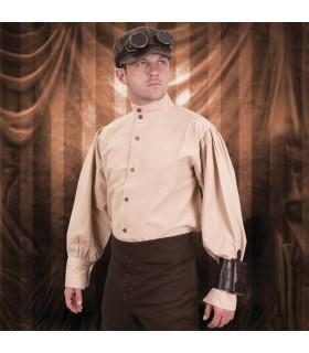 Shirt Engineer SteamPunk, cotton