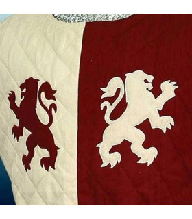 Gambesón medieval Lions Baron