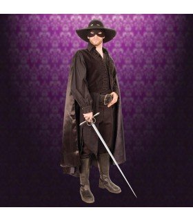 Black Cloak of Don Juan