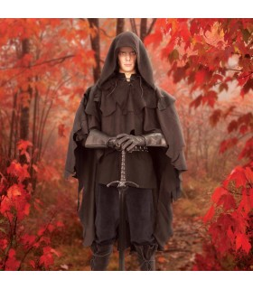Cloak medieval Rogue