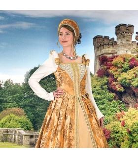 Dress of the Renaissance Anjou