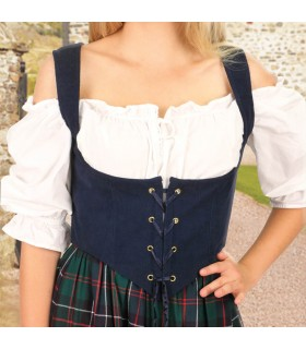 Bodice medieval Colleen